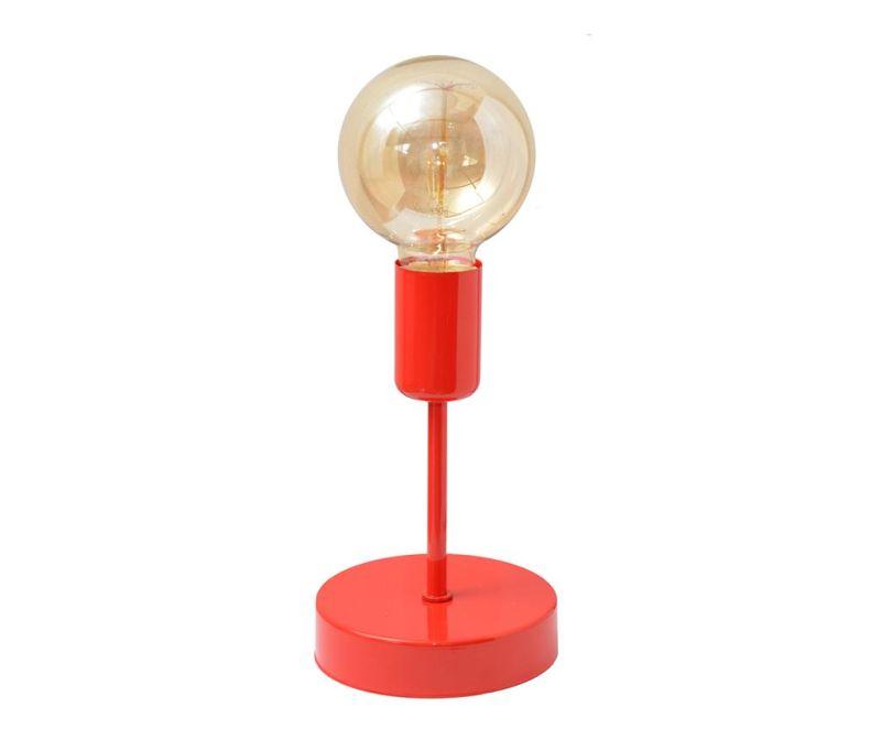 Stolna svjetiljka Tube Red