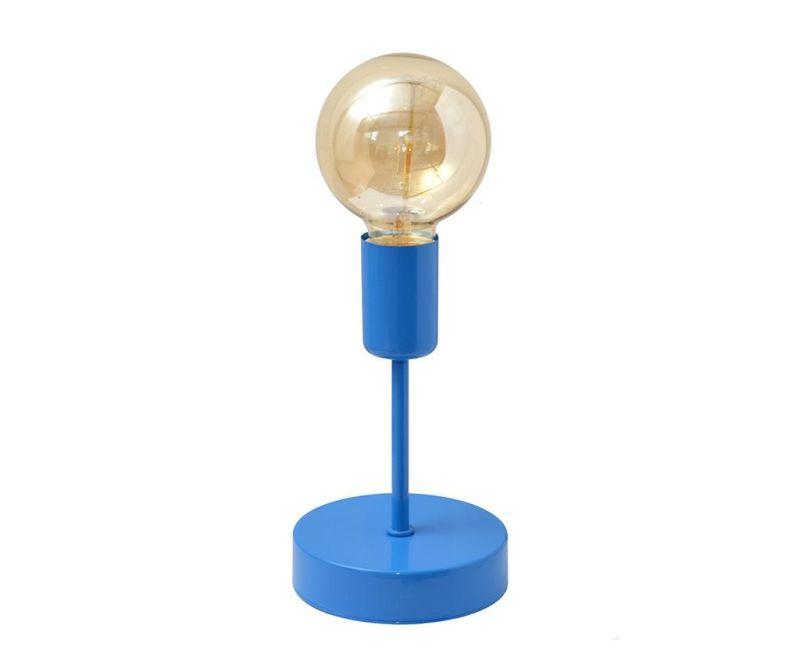 Stolna svjetiljka Tube Blue