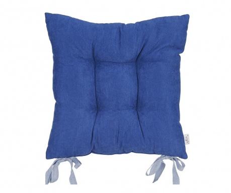Sedežna blazina Bronx Dark Blue 37x37 cm