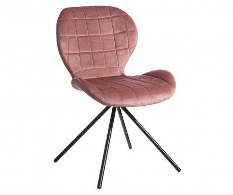 Stolička Comfy Pink