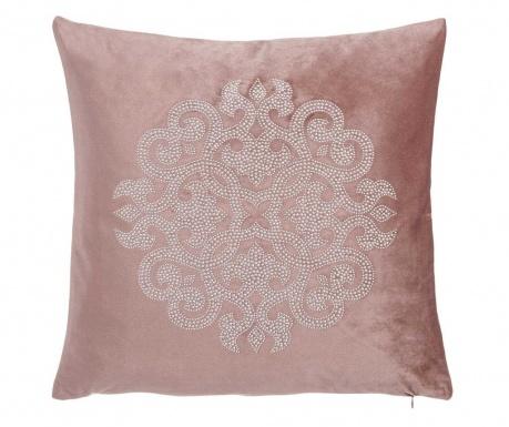 Poduszka dekoracyjna Glam Rosette Pink 43x43 cm