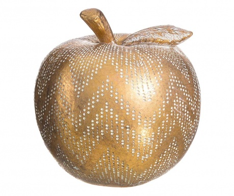 Dekoracja Apple Gold
