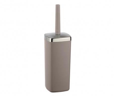 Четка за тоалетна чиния с поставка Barcelona Taupe