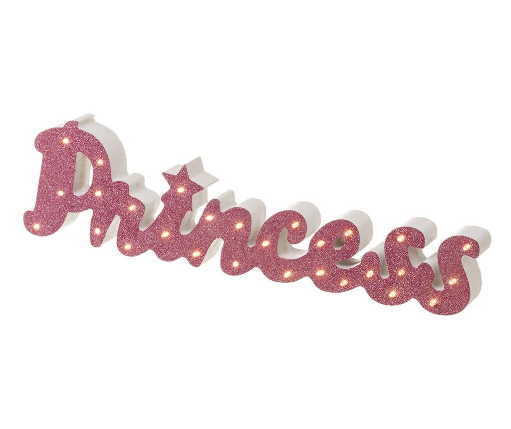 Svetlobna stenska dekoracija Princess