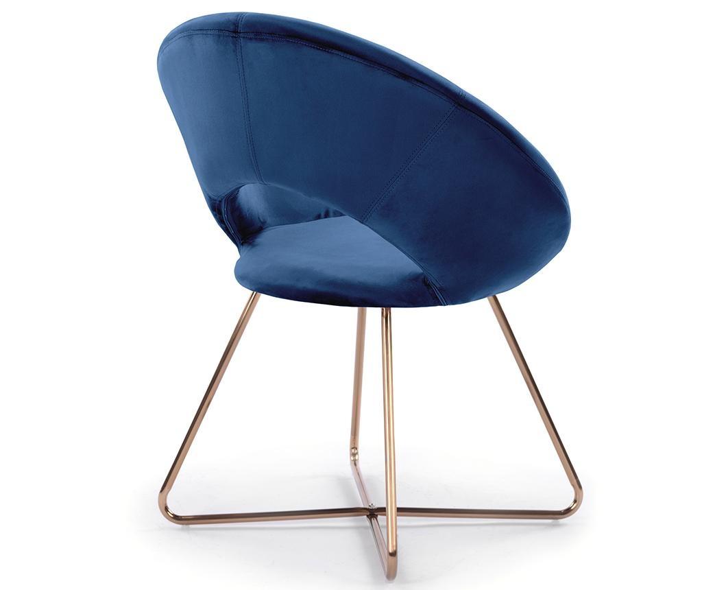Stolica Ashley Blue