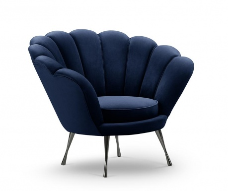 Fotel Wagram Royal Blue