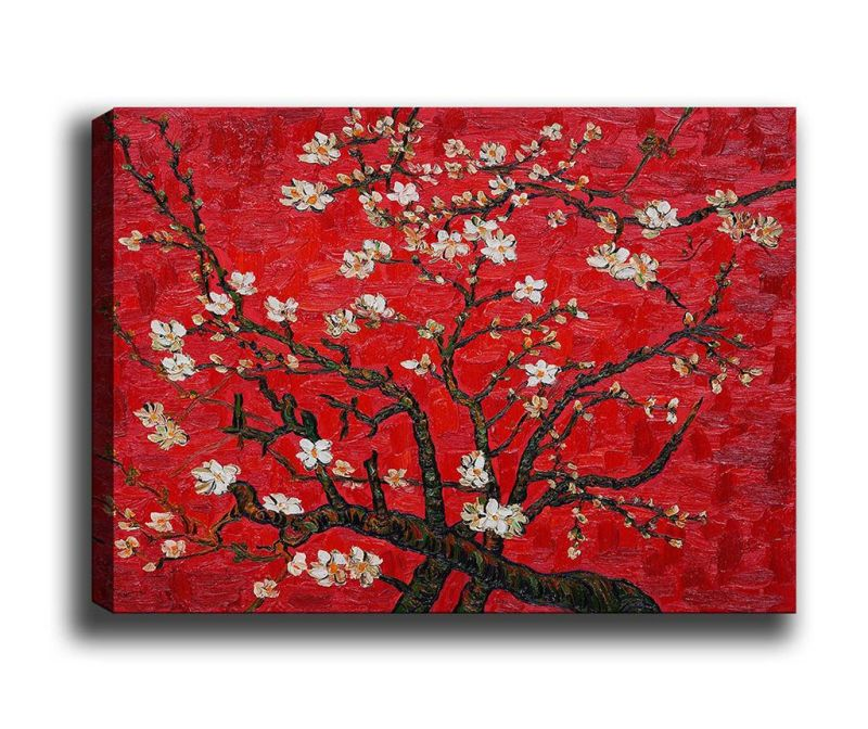 Tablou Branches of an Almond Tree 50x70 cm