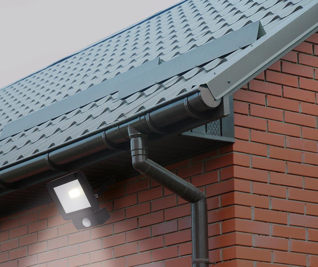 Venkovní lampa s pohybovým senzorem Myron