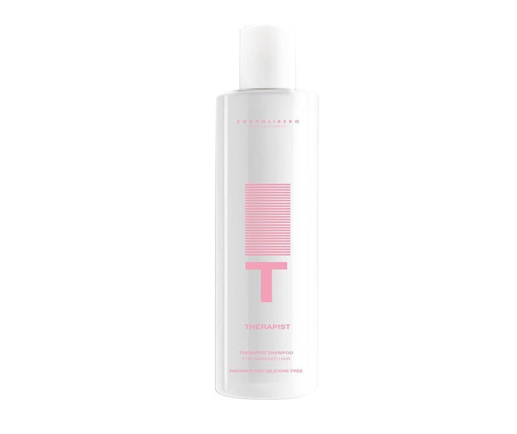 Šampon za poškodovane lase Corpolibero Therapist 200 ml