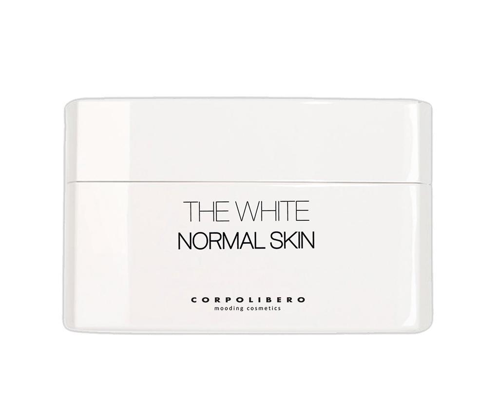 Depigmentacijska krema za normalno kožo Corpolibero The White Skin 50 ml