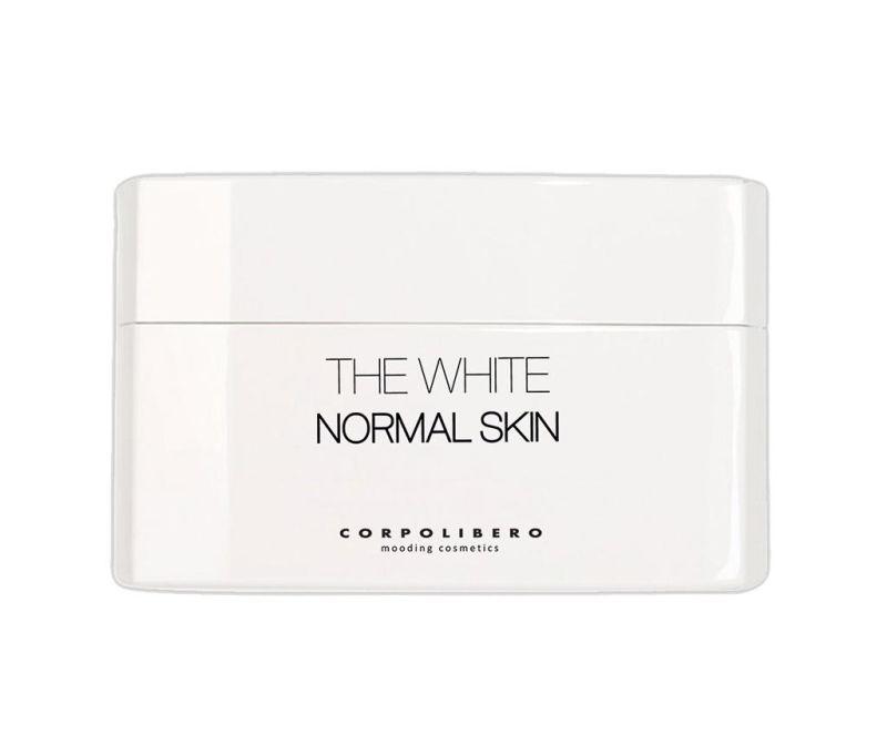 Corpolibero The White Skin Foltok elleni arckrém normál bőrre 50 ml