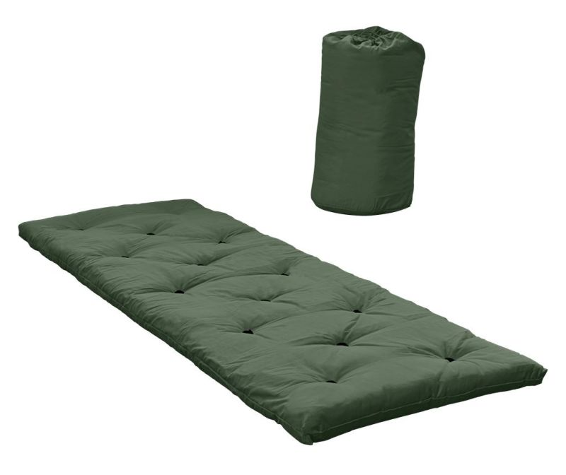 Madrac Bed In A Bag Olive Green 70x190 cm