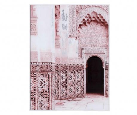 Obraz India Pink 60x80 cm