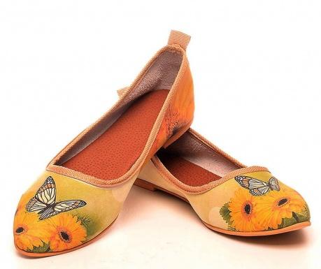 Дамски балерини Butterfly Field