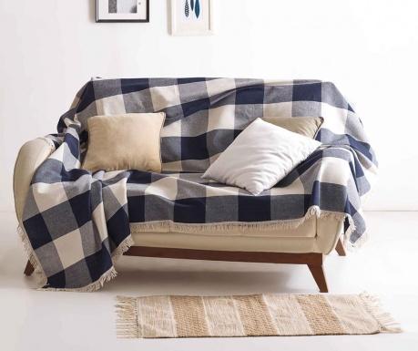 Одеяло Dama Dark Blue 180x230 см