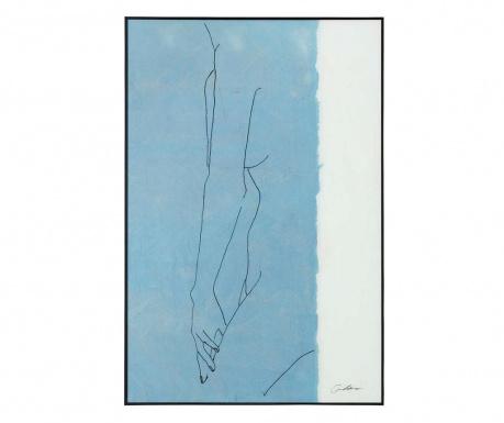 Картина Curved Line 80x120 см