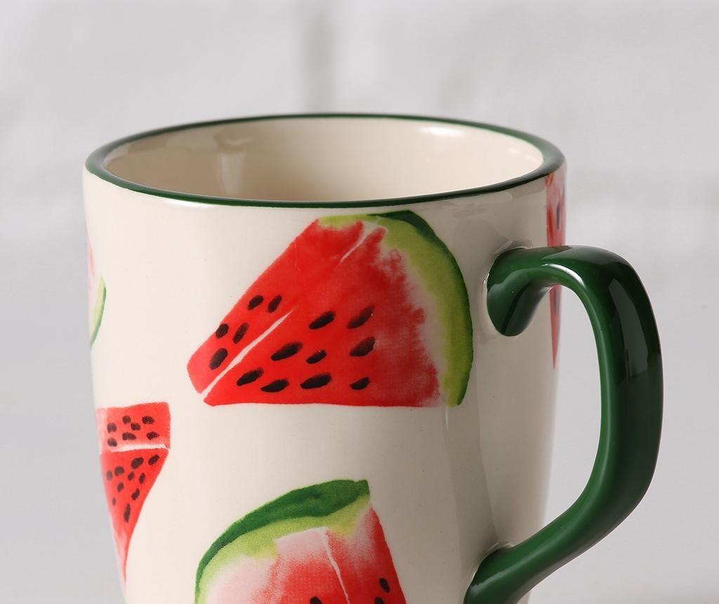 Sada 2 hrnčekov Melony 550 ml