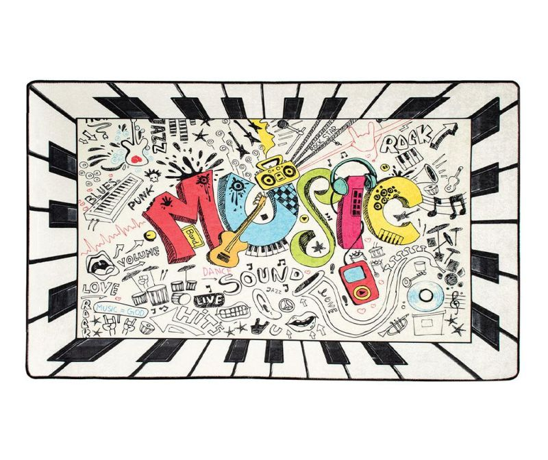 Koberec Music 100x160 cm