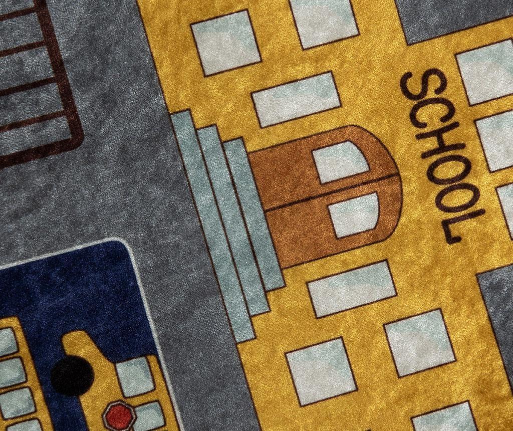 Small Town Játszószőnyeg 140x190 cm