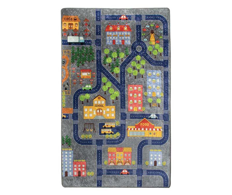 Koberec na hraní Small Town 100x160 cm