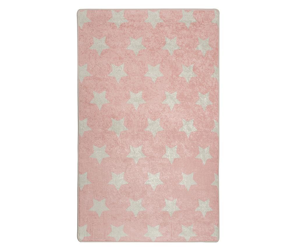 Covor Stars Pink 140x190 cm