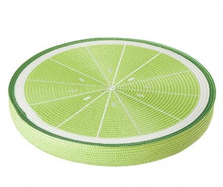 Perna de sezut Fruits Lemon Green