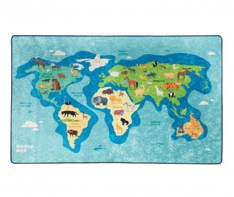 Preproga Map 100x160 cm