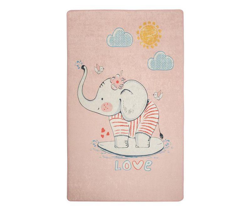 Preproga Lovely Pink 100x160 cm
