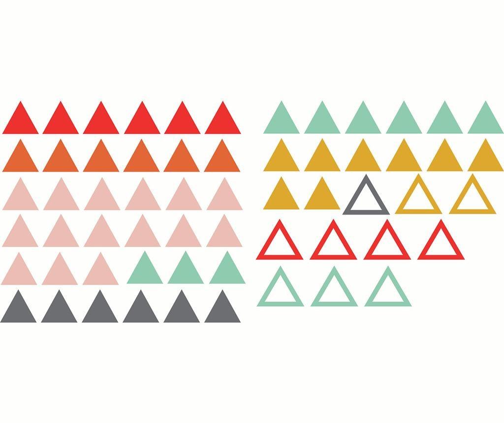 Naljepnica Triangle
