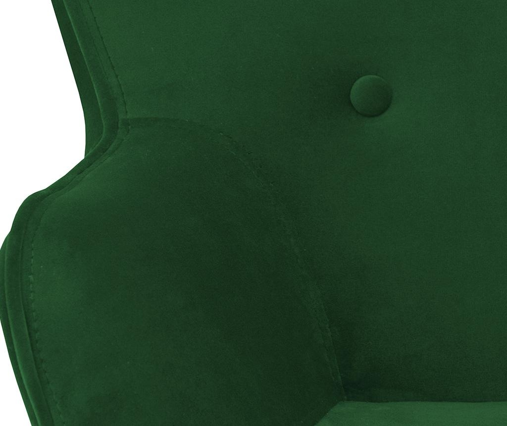 Fotoliu pentru copii Ducon Mini Green