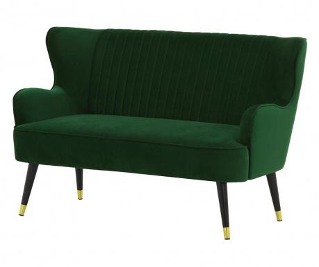 Sofa Bumerang Dark Green
