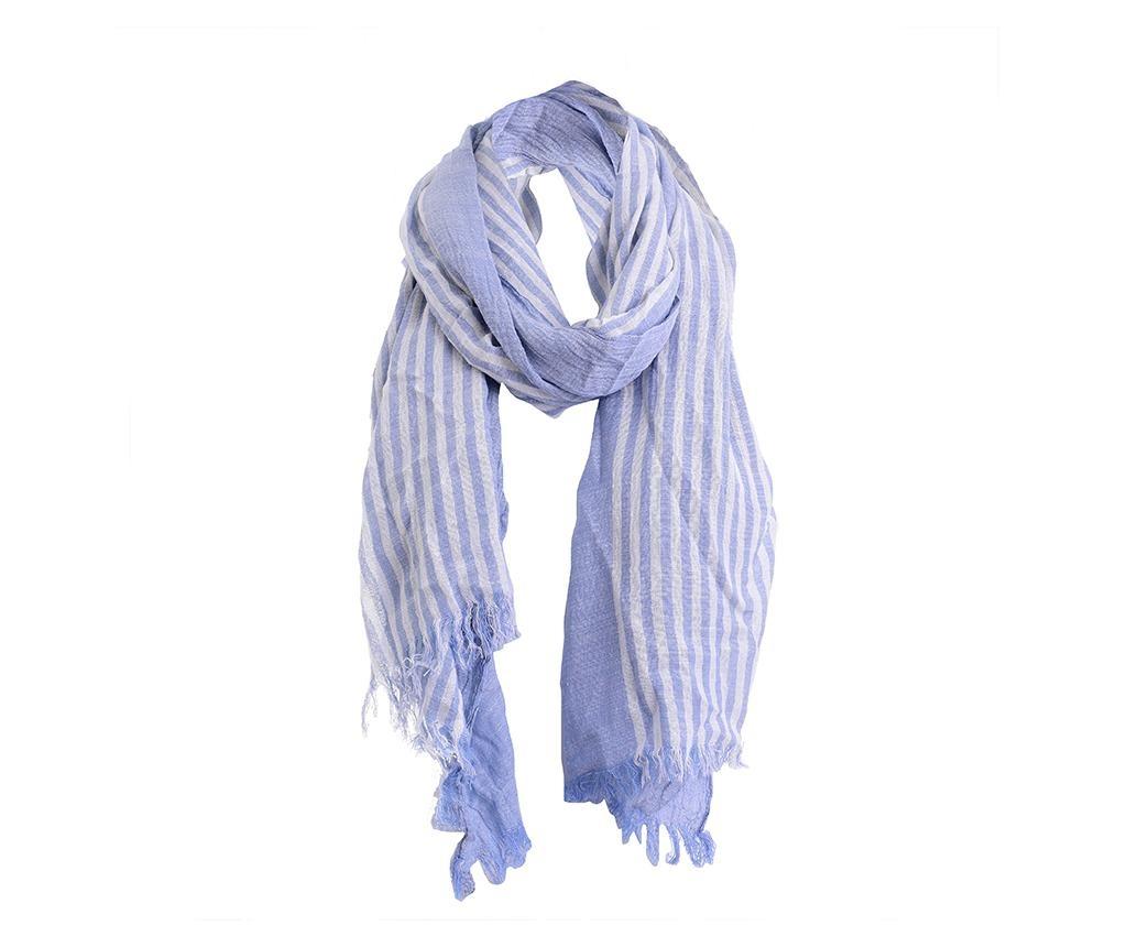 Шал-парео Striped Blue