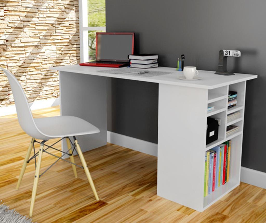 Pracovní stůl Akasya White