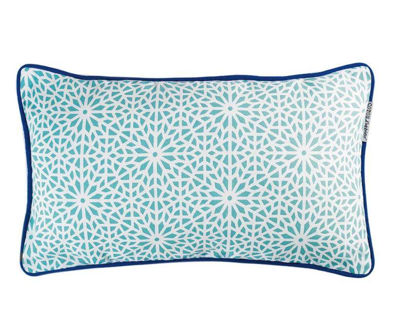 Декоративна възглавница Tunis Mint 30x50 см