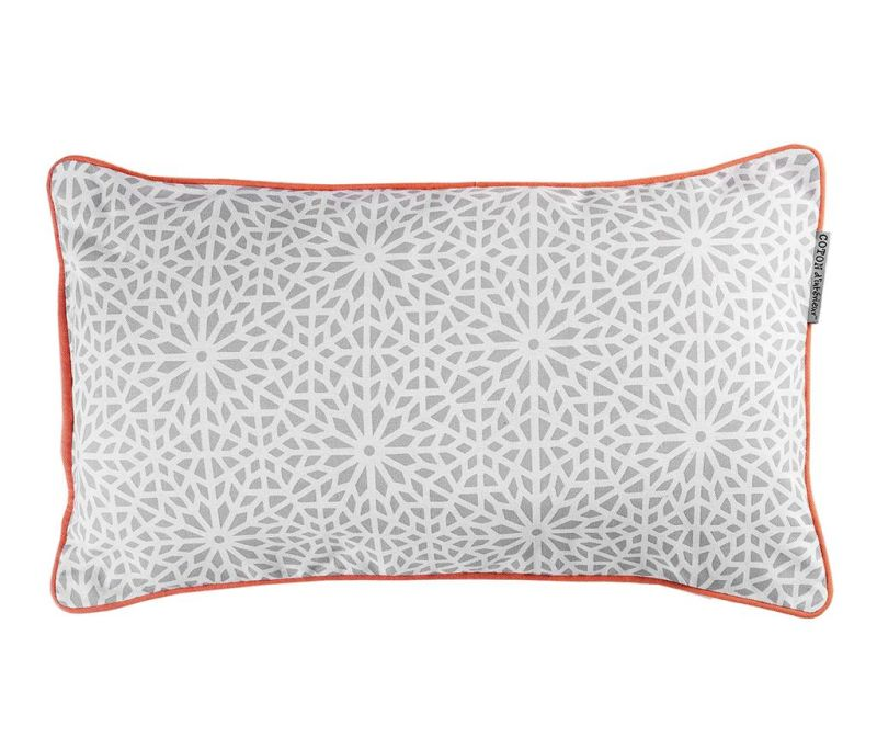 Perna decorativa Tunis Grey 30x50 cm