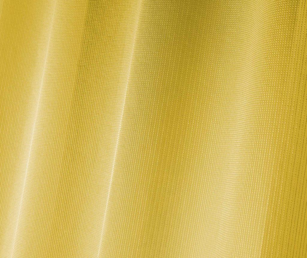 Perdea Pointille Yellow & Gold 60x180 cm