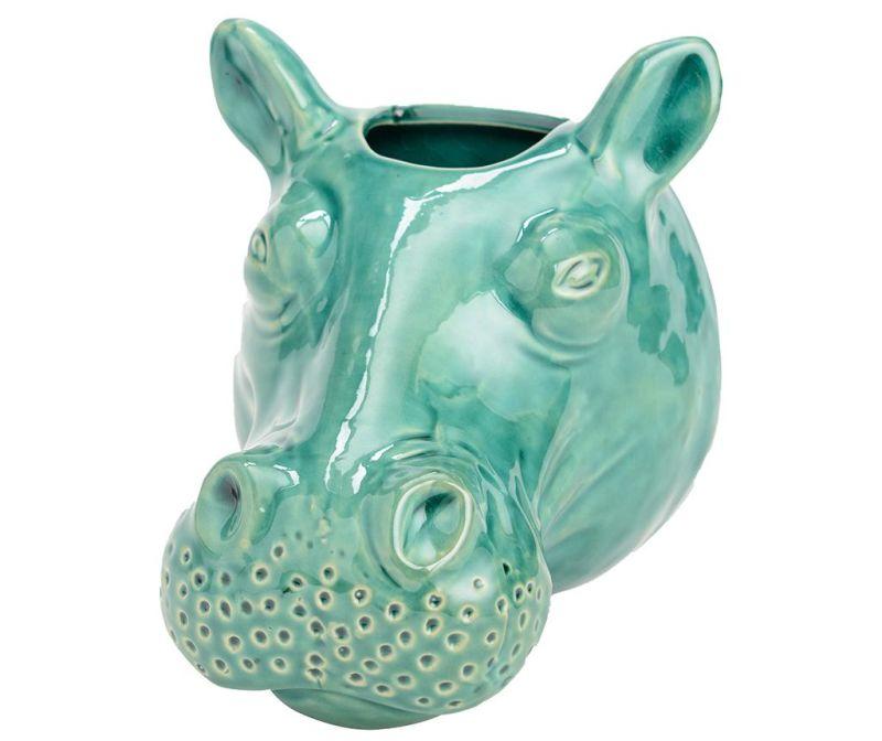 Květináč Hippo Face