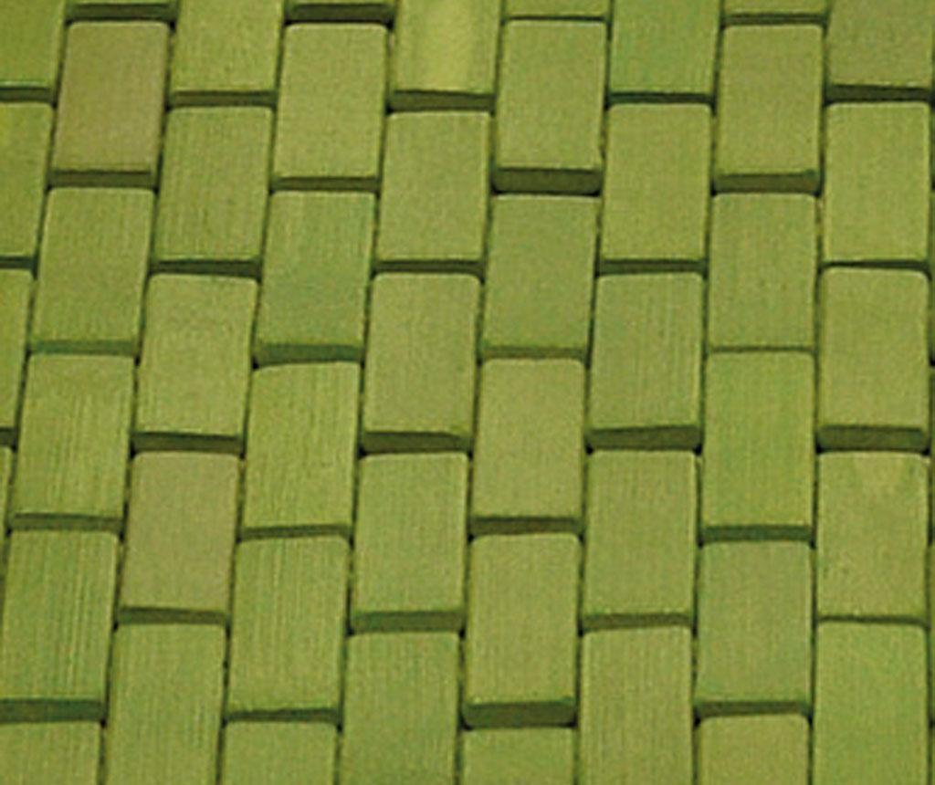 Předložka do sprchy Slippery Green 45x45 cm
