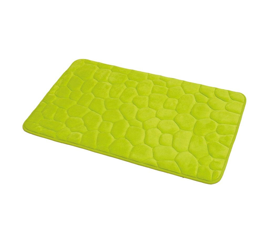 Kupaonski tepih Stone Green 50x80 cm