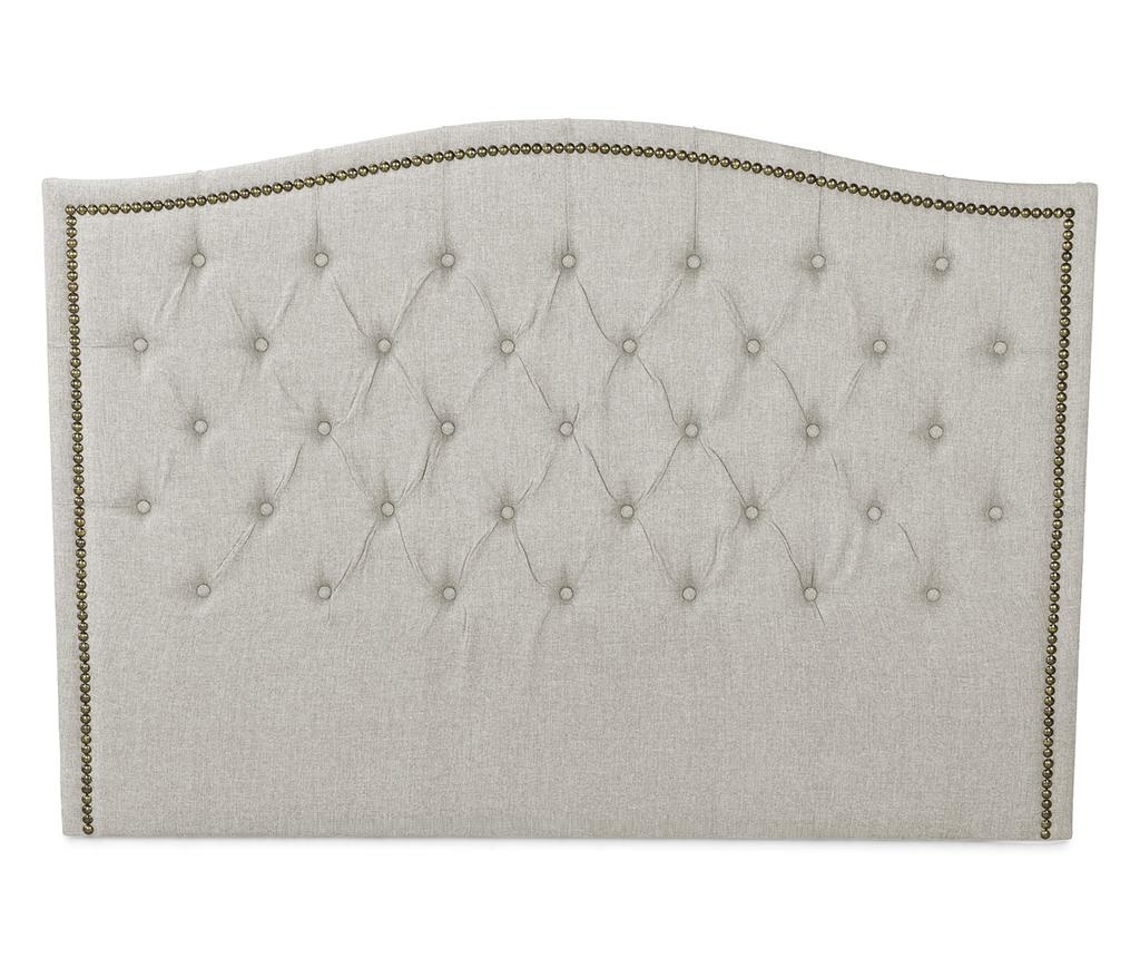 Uzglavlje kreveta Venetta Wave Beige 130x185 cm