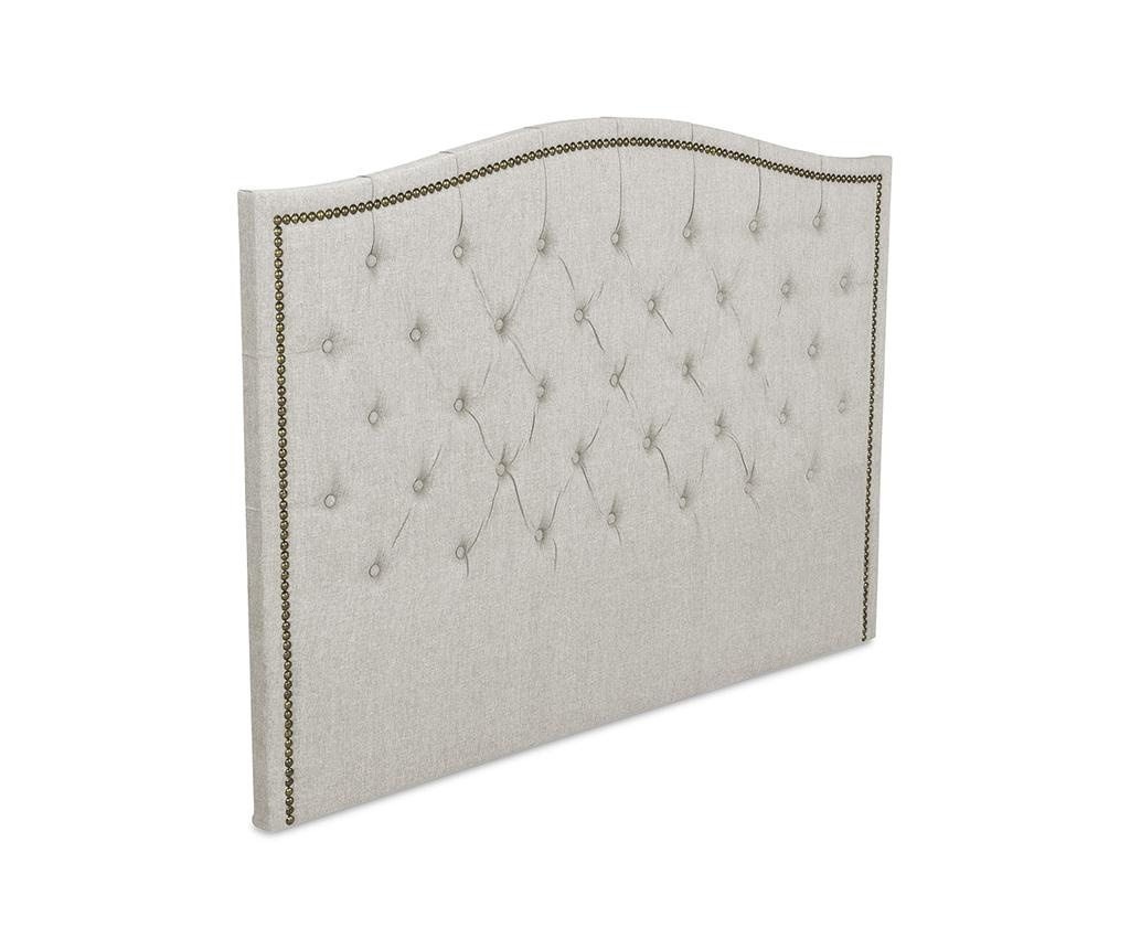 Uzglavlje kreveta Venetta Wave Beige 130x165 cm