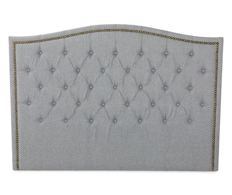Tablie de pat Venetta Wave Grey 130x185 cm