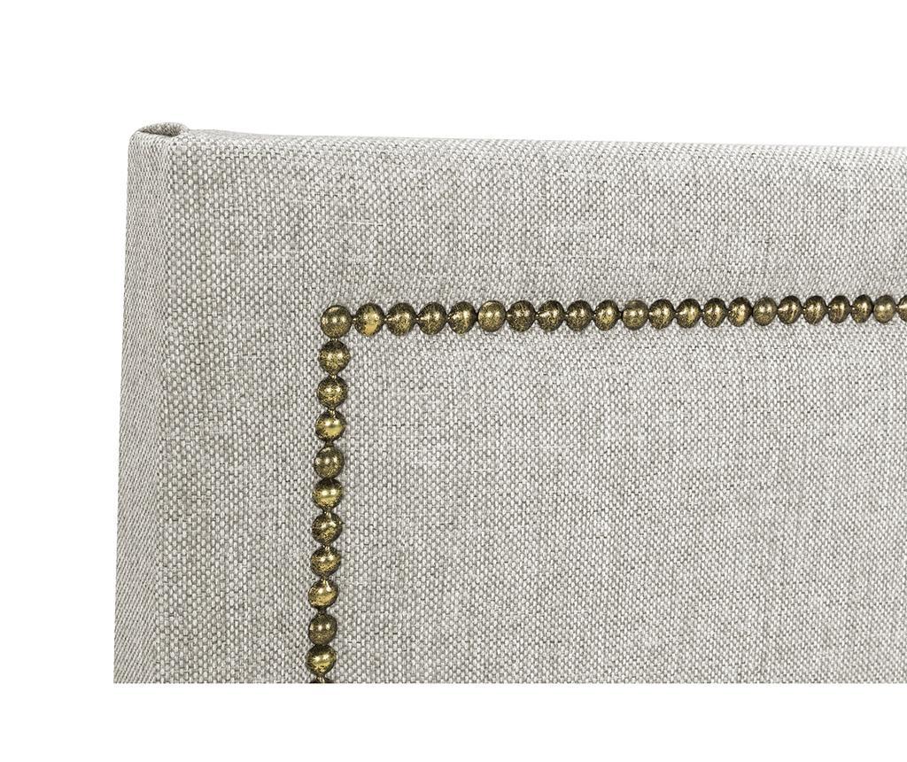 Uzglavlje kreveta Venetta Straight Beige 130x185 cm