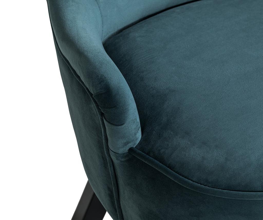 Fotelj diYana Soft Bluegreen 3H