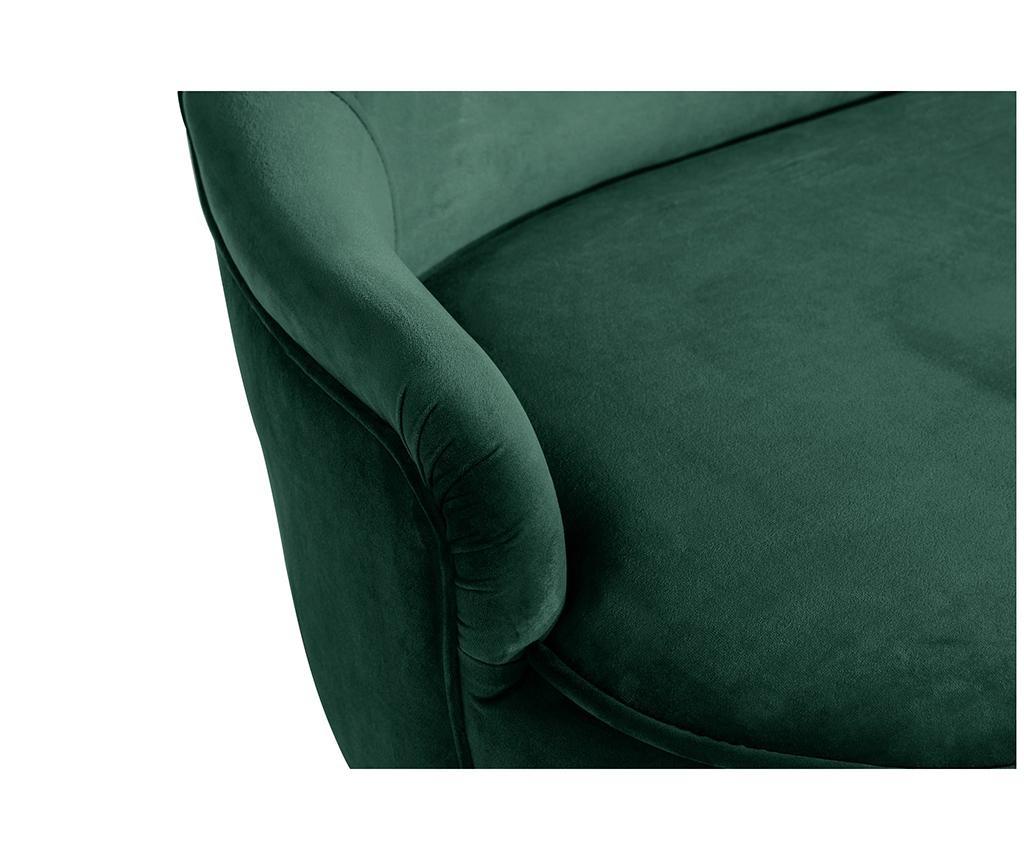 Kauč diYana Soft Dark Green 3H