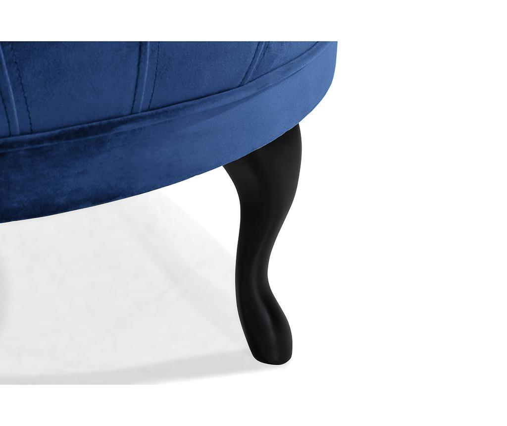 Tabure za noge diYana Blue Maxi