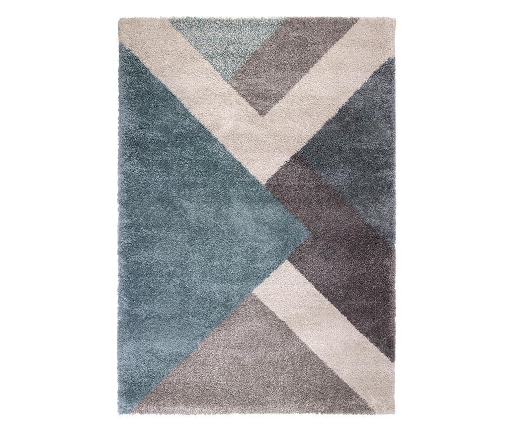 Tepih Zula Colored Blue 160x230 cm