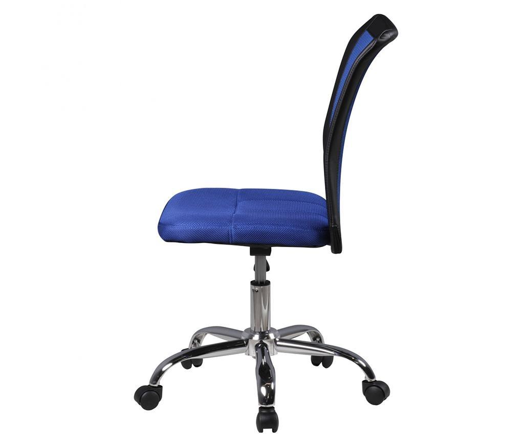 Otroški pisarniški stol Lukas Blue