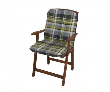 Μαξιλάρι καθίσματος και πλάτης Cardiff Grey