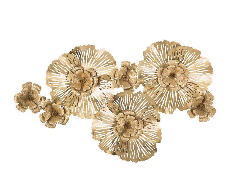 Stenska dekoracija Luxury Flowers